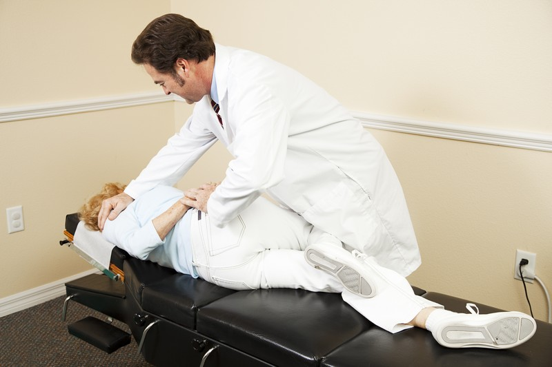 Chiropractic Treatment for Lower Back Pain